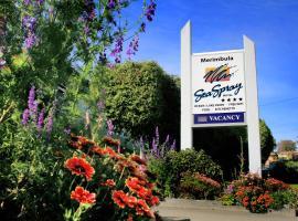Merimbula Sea Spray Motel - Adults Only, hotel near Top Fun Merimbula, Merimbula