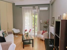 Cosy Apartment in the Centre of Komotini, apartment in Komotini