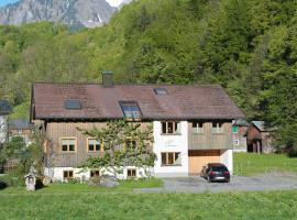 Ferienwohnungen Sutter, hotel in Au im Bregenzerwald