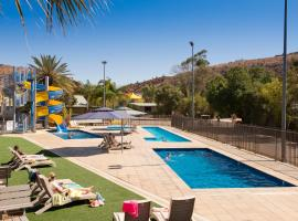 BIG4 MacDonnell Range Holiday Park, hotel in Alice Springs