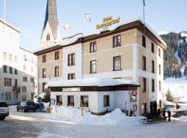 Hotel Davoserhof, hotel in Davos