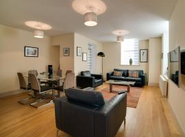 CS Serviced Apartments, hotel in Ulverston