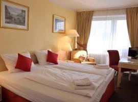 OAZA hotel, hotel v Praze