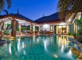 Villa Nataly, hotel near Phoenix Gold Golf and Country Club, Na Jomtien
