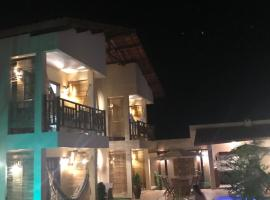 Recanto Maria Flor, hotel with pools in Flecheiras