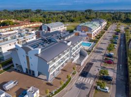 Residenza Turistica Alberghiera Blue Marine, hotel poblíž významného místa Bibione Thermae, Bibione