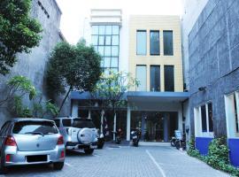 N Hotel Harmoni Jakarta, hotel in Jakarta