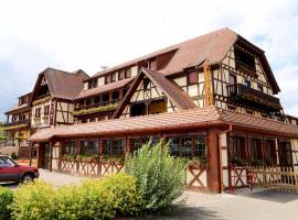 Hotel Au Parc des Cigognes, hôtel à Kintzheim près de: Cigoland