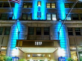 TRYP by Wyndham Newark Downtown, three-star hotel in Newark