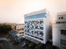 Hotel Aira, hotel in Vijayawāda