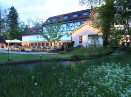 Hotel Insel Mühle, hotel near Muenchen-Pasing Train Station, Munich