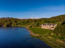 Shieldaig Lodge Hotel, country house in Gairloch