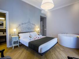 Ara Suite, hotel with jacuzzis in Rome