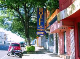 Hotel BuonGiorno, hotel in Erechim