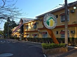 Hotel Casa Amarela, hotel em Avaré