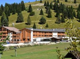 Hotel La Baita, hotel a Folgaria