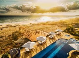 Bruno Marambaia Charme Hotel, hotel with pools in Beberibe