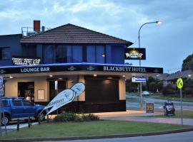 Best Western Blackbutt Inn, hotel in Newcastle
