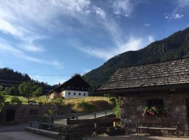 Kärntner Bauernhaus in sonniger Panoramalage, Hotel in der Nähe von: Schlepplift Laas, Laas