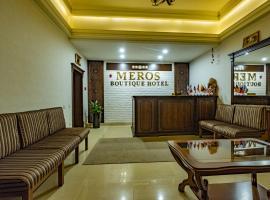 Meros Boutique Hotel, hotel en Samarcanda