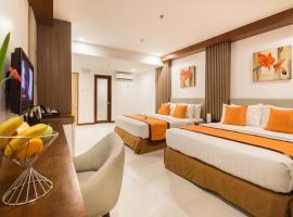 Jony's Beach Resort, hotel in Boracay