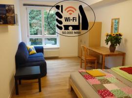 Private Rooms in Prenzlauerberg, δωμάτιο σε οικογενειακή κατοικία στο Βερολίνο