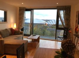 SEC Hydro Argyle Apartment West End - 2 Bedrooms, pet-friendly hotel in Glasgow