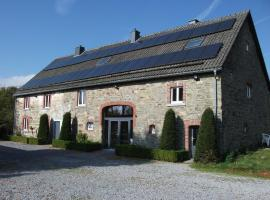 Luxurious Holiday Home in Sourbrodt with Sauna, hotel in Waimes