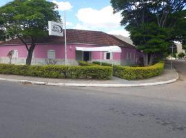 Hotel Uirapuru, hotel em Teresina de Goias