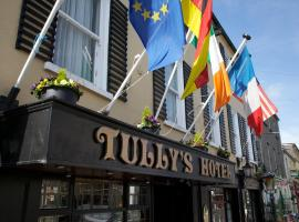 Tully's Hotel, hotel near Ireland West Airport Knock - NOC, Castlerea
