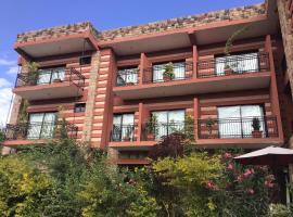 Harbe Hotel, hotel in Lalibela
