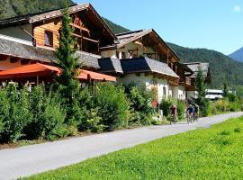 Trofana Tyrol, hotel in Mils bei Imst