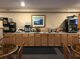 Lakeshore Inn & Suites, hotel near Ted Stevens Anchorage International Airport - ANC,