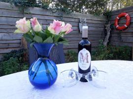 Private Pension Texel Woodart, guest house in Midden-Eierland