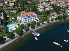 Park Hotel Italia, hotel in Cannero Riviera