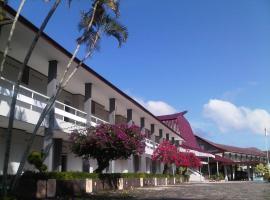 Patra Comfort Parapat, hotel di Prapat