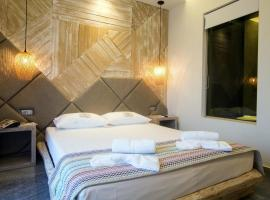 Katrine Boutique Apartments, hotel with parking in Kavala