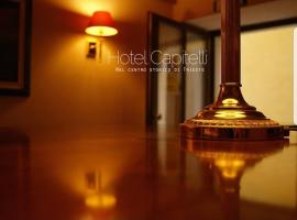 Hotel capitelli, отель в Триесте