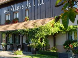 Au Relais de l'Ill, hôtel à Sermersheim près de: Europa-Park