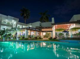 Hotel Palace Inn, hotel in Tuxtla Gutiérrez