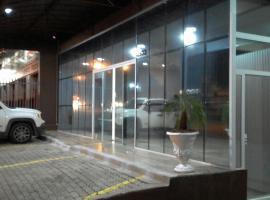 Rocha's Hotel, hotel em Guarapuava
