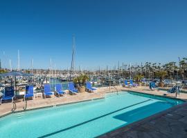 Bay Club Hotel and Marina, hotel in Point Loma, San Diego