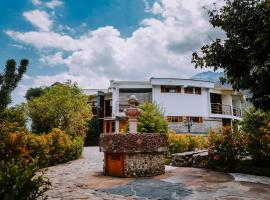 Inti Ñan Hotel, hotel near Saint Peter Church, Urubamba