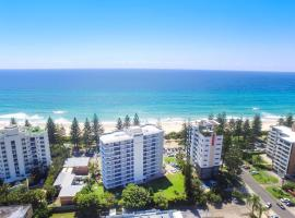 Solnamara Beachfront Apartments, hotel near Bond University Events Centre, Gold Coast