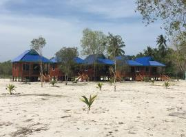 Koh Rong Sweet Resort, hotel in Koh Rong Island