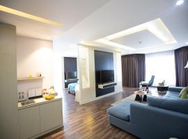 Central Hotel Thanh Hoa, khách sạn ở Thanh Hóa