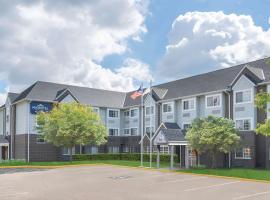 Microtel Inn & Suites by Wyndham Eagan/St Paul, hotel v destinaci Eagan