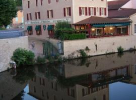 Hostellerie d'Héloïse、クリュニーのホテル
