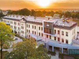 Hotel Loft 1898, hotel with jacuzzis in Suwałki
