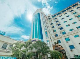 Sein Sein hotel, hotel in Mandalay